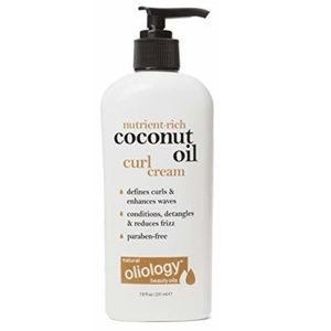 Oliology Coconut Oil Curl Cream